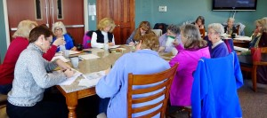 Duluth Branch Preparations for the AAUW MN State Convention